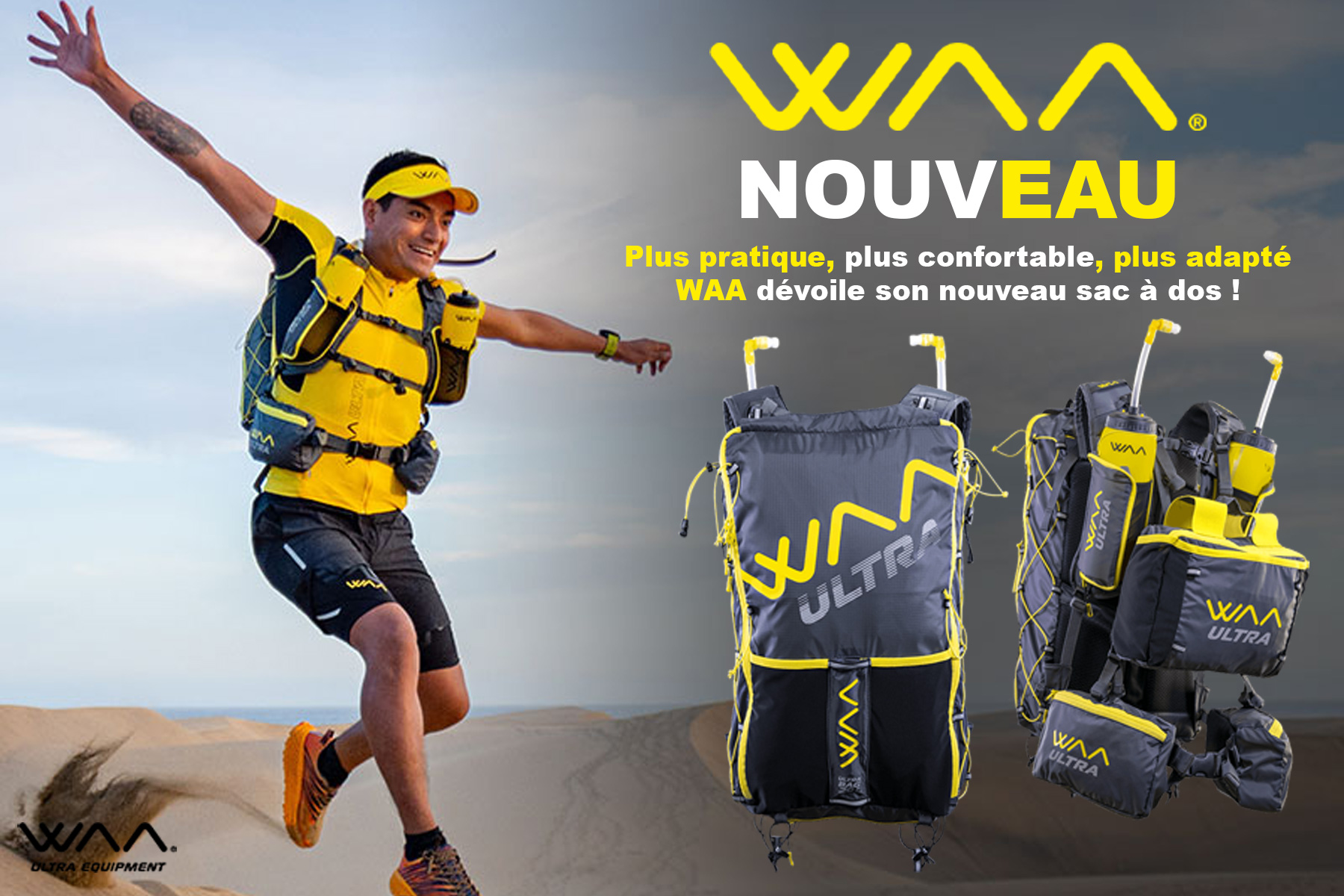 ULTRABAG 20L de WAA
